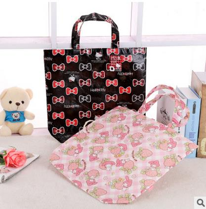 (Pre Order 1 Month) Hello Kitty Waterproof Recycle Bag