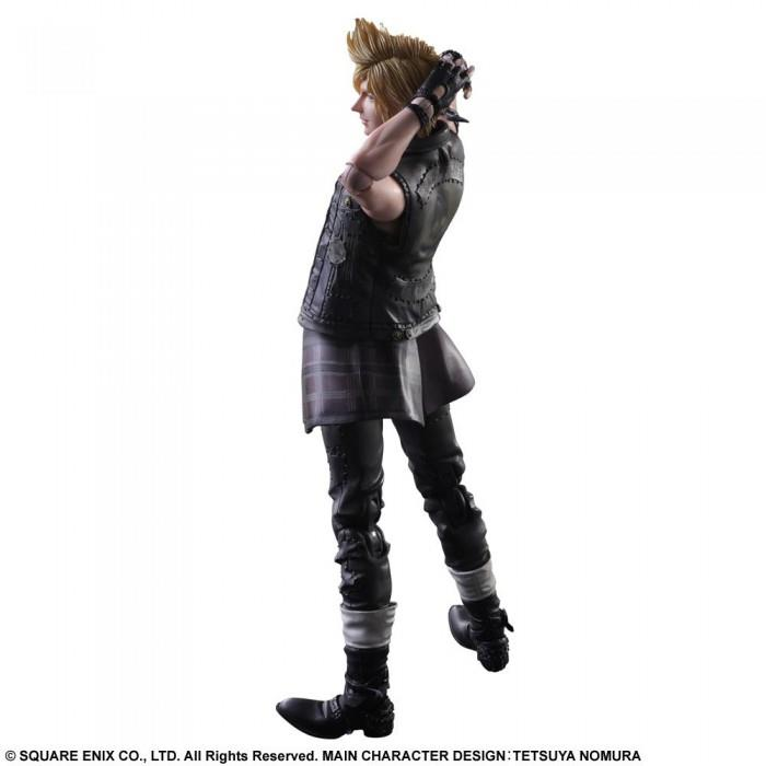 (Pre-Order) Final Fantasy� XV Play Arts -KAI- PROMPTO