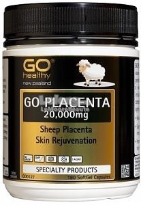 [PRE-ORDER] GO HEALTHY PLANCENTA 20,000mg Sheep Placenta