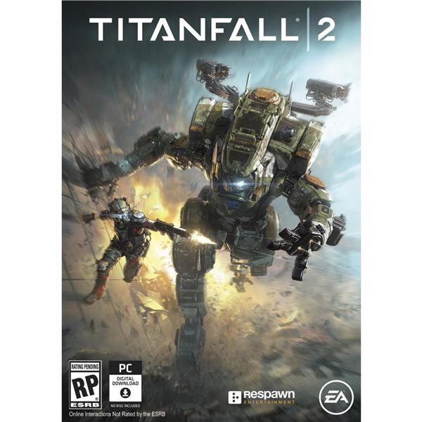 PRE-ORDER PC TITANFALL 2 ( ETA 28-10-16) (OFFICIAL PRODUCT)