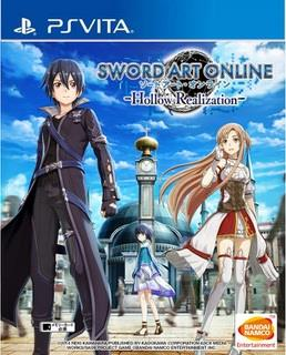 PRE-ORDER PSV SWORD ART ONLINE HOLLOW REALIZATION(CHI) - ETA 08/11/16