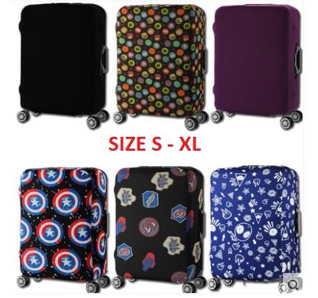 PRE ORDER ~ A Thick Stretchable Luggage Protector Size S - XL