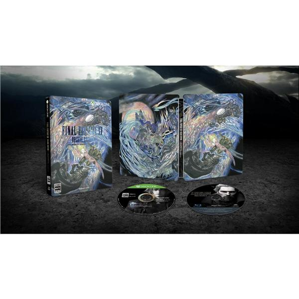 PRE-ORDER XB1 FINAL FANTASY XV DELUXE EDITION (AS) ETA 30-9-16