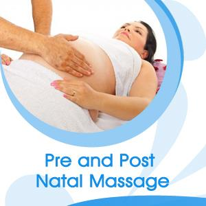 Pre / Post Natal Massage service (from rm 110 / time)