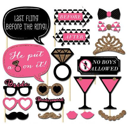 Pre Wedding Party Props Photo Pack Gift