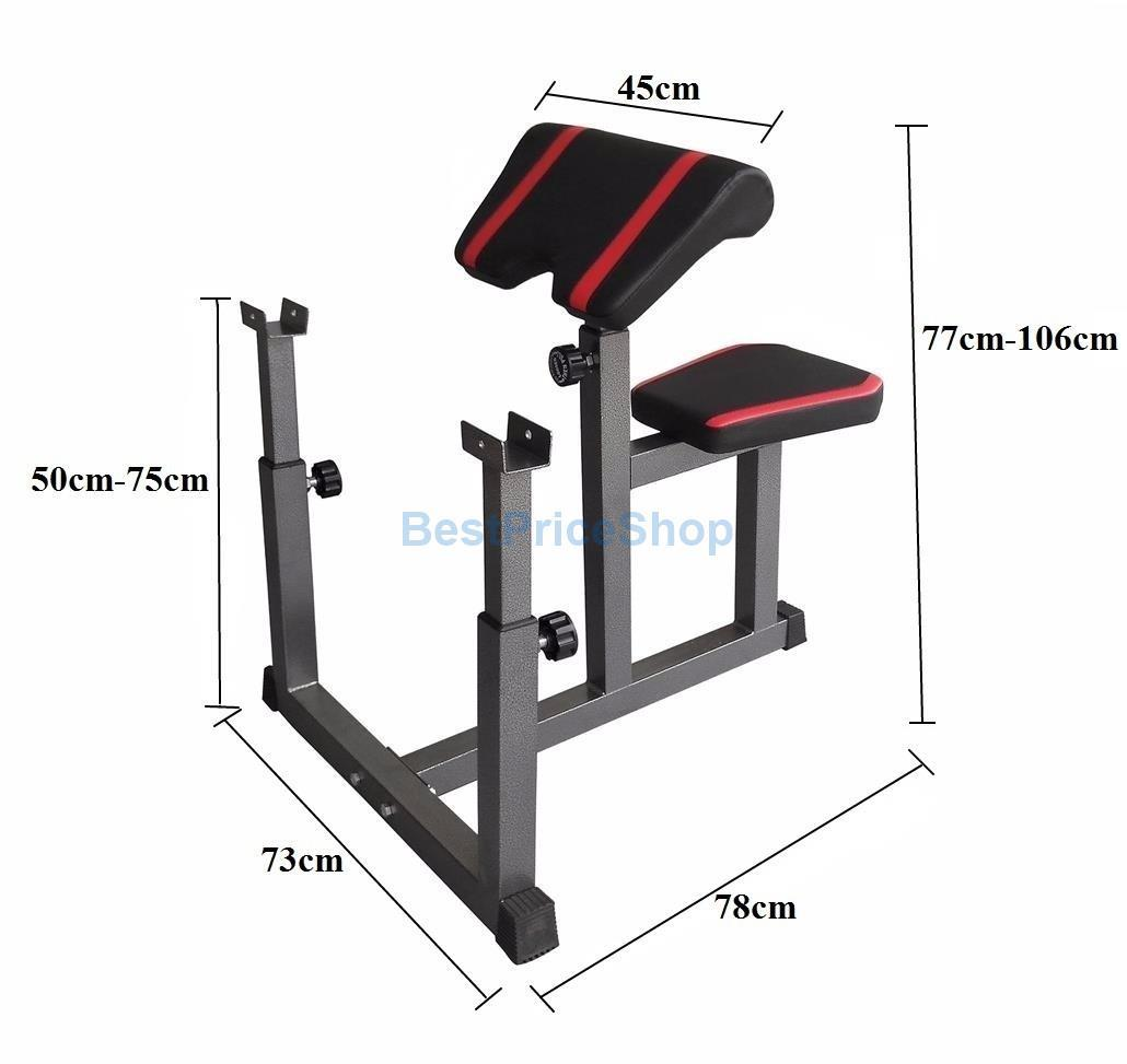 Preacher Curl Gym Fitness Chair Barb End 2 21 2018 8 03 Pm
