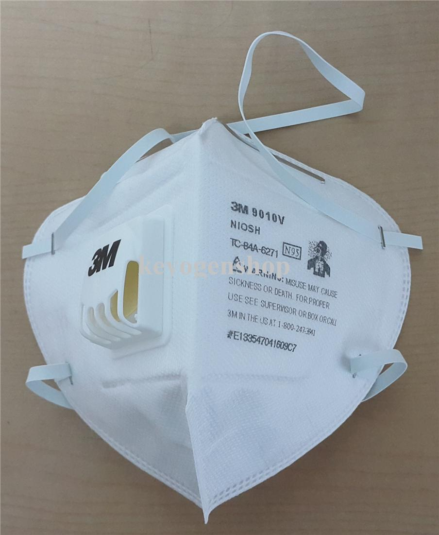 PREMIUM 3M™ N95 Disposable Respirators mask with Cool Flow™ Valve