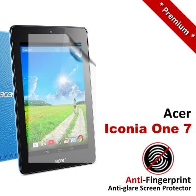 Premium Anti-Fingerprint Matte Acer Iconia One 7 Screen Protector