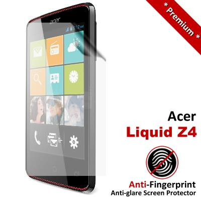 Premium Anti-Fingerprint Matte Acer Liquid Z4 Screen Protector