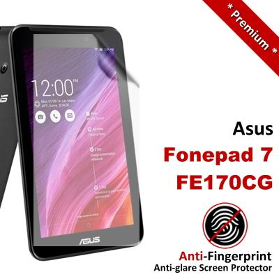 Premium Anti-Fingerprint Matte Asus Fonepad 7 FE170CG Screen Protector
