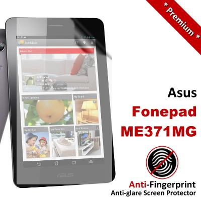 Premium Anti-Fingerprint Matte Asus Fonepad ME371MG Screen Protector
