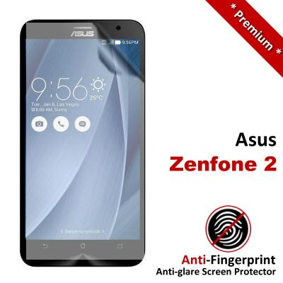 Premium Anti-Fingerprint Matte Asus Zenfone 2 Screen Protector