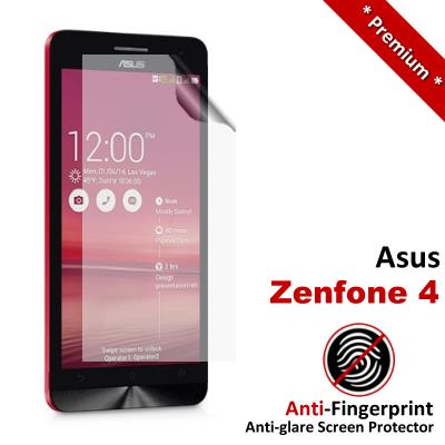 Premium Anti-Fingerprint Matte Asus Zenfone 4 Screen Protector
