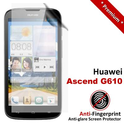 Premium Anti-Fingerprint Matte Huawei Ascend G610 Screen Protector