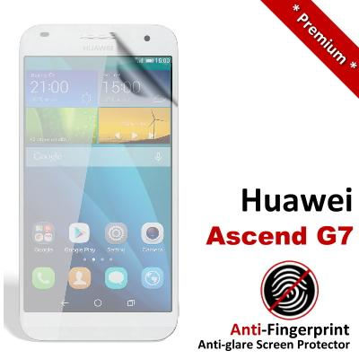 Premium Anti-Fingerprint Matte Huawei Ascend G7 Screen Protector