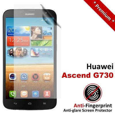Premium Anti-Fingerprint Matte Huawei Ascend G730 Screen Protector