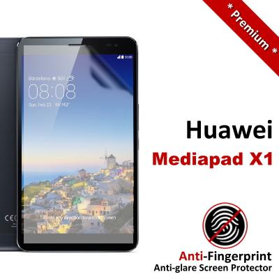 Premium Anti-Fingerprint Matte Huawei Mediapad X1 Screen Protector