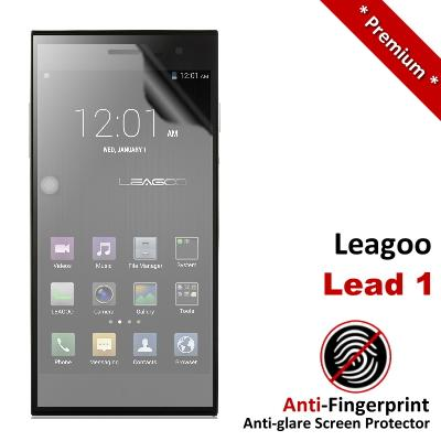 Premium Anti-Fingerprint Matte Leagoo Lead 1 Screen Protector