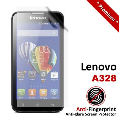Premium Anti-Fingerprint Matte Lenovo A328 Screen Protector