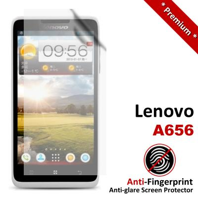 Premium Anti-Fingerprint Matte Lenovo A656 Screen Protector