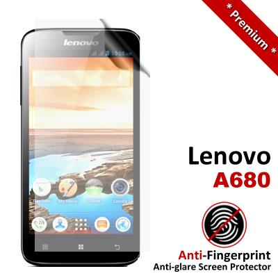 Premium Anti-Fingerprint Matte Lenovo A680 Screen Protector
