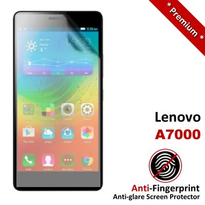 Premium Anti-Fingerprint Matte Lenovo A7000 Screen Protector