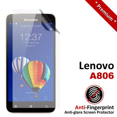 Premium Anti-Fingerprint Matte Lenovo A806 Screen Protector