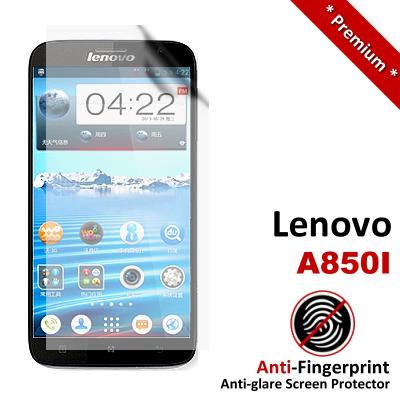Premium Anti-Fingerprint Matte Lenovo A850i Screen Protector