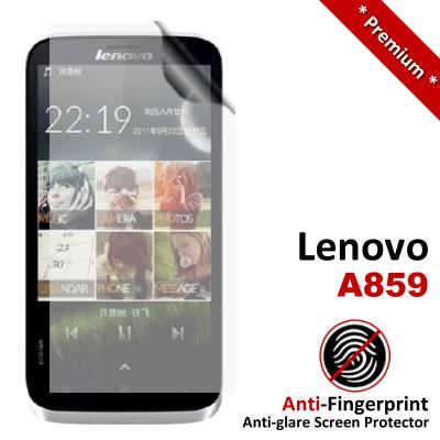 Premium Anti-Fingerprint Matte Lenovo A859 Screen Protector