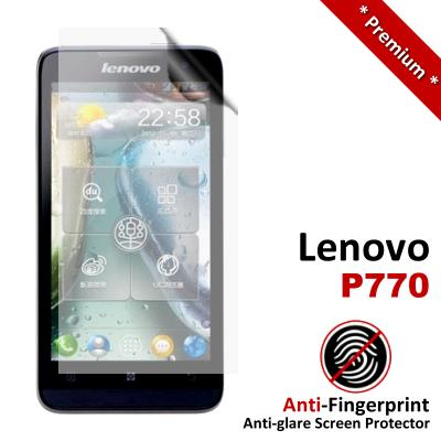 Premium Anti-Fingerprint Matte Lenovo P770 Screen Protector