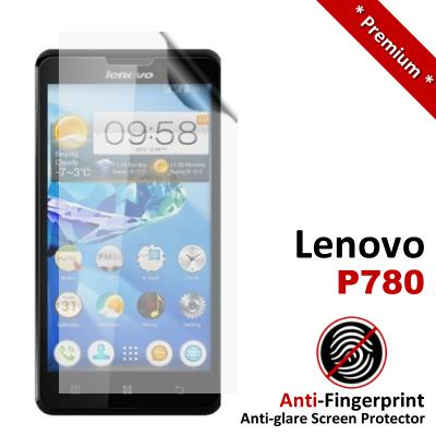 Premium Anti-Fingerprint Matte Lenovo P780 Screen Protector