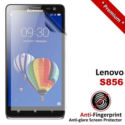 Premium Anti-Fingerprint Matte Lenovo S856 Screen Protector