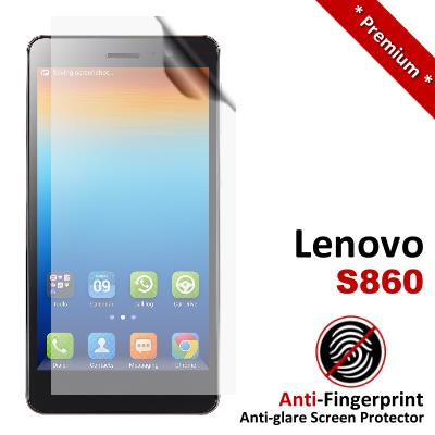 Premium Anti-Fingerprint Matte Lenovo S860 Screen Protector