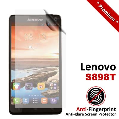 Premium Anti-Fingerprint Matte Lenovo S898T Screen Protector