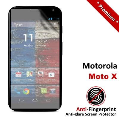 Premium Anti-Fingerprint Matte Motorola Moto X Screen Protector