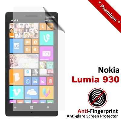 Premium Anti-Fingerprint Matte Nokia Lumia 930 Screen Protector