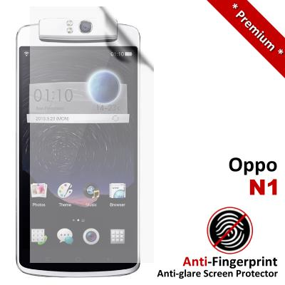 Premium Anti-Fingerprint Matte Oppo N1 Screen Protector