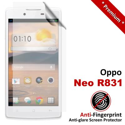 Premium Anti-Fingerprint Matte Oppo Neo R831 Screen Protector