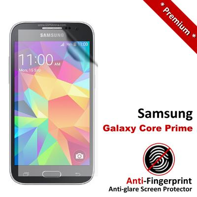 Premium Anti-Fingerprint Matte Samsung Core Prime Screen Protector