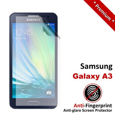 Premium Anti-Fingerprint Matte Samsung Galaxy A3 Screen Protector