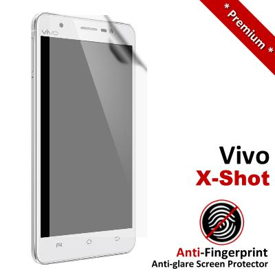 Premium Anti-Fingerprint Matte Vivo X Shot Xshot Screen Protector