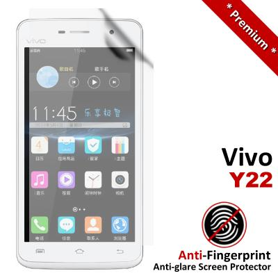 Premium Anti-Fingerprint Matte Vivo Y22 Screen Protector