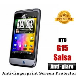 Premium Anti-glare HTC Salsa G15 Screen Protector - Matte