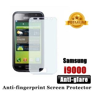 Premium Anti-glare Samsung i9000 Screen Protector - Matte