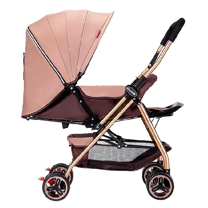 Premium Baby Cradle Stroller Folding Multifunction Car Baby Comfortabl
