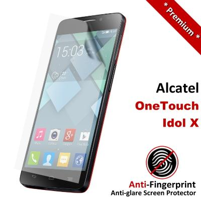 Premium Matte Alcatel OneTouch Idol X Screen Protector