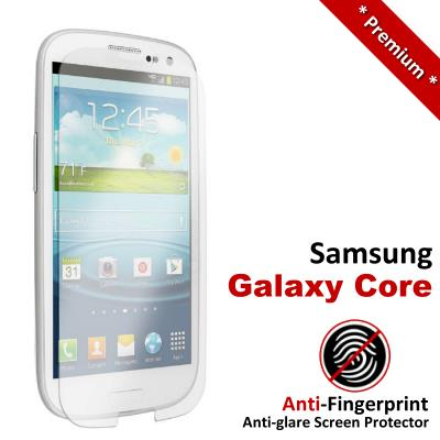 Premium Matte Samsung Galaxy Core I8262 Screen Protector