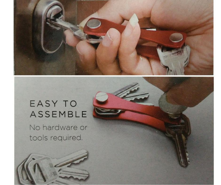 Premium Portable/Compact Smartkey/Keyholder/Keychain