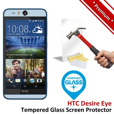 Premium Protection HTC Desire Eye Tempered Glass Screen Protector
