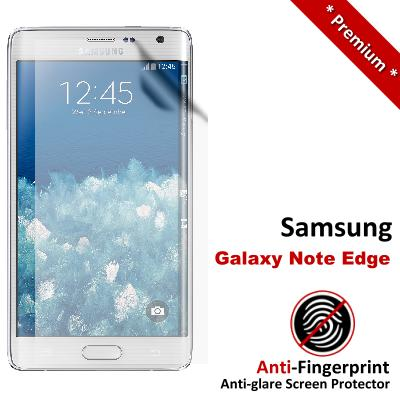 Premium Quality Matte Samsung Galaxy Note Edge Screen Protector